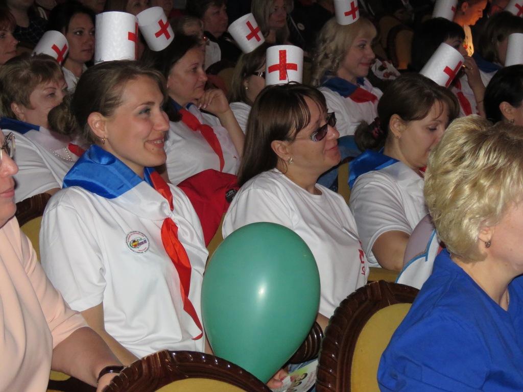 Конкурсы для средних медицинских работников