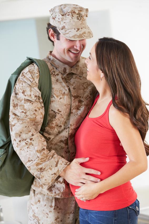 Пособие беременным военнослужащего